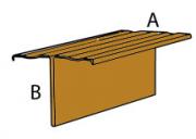 Направляющая вертикальная - Т