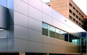 Композитные панели для фасадов