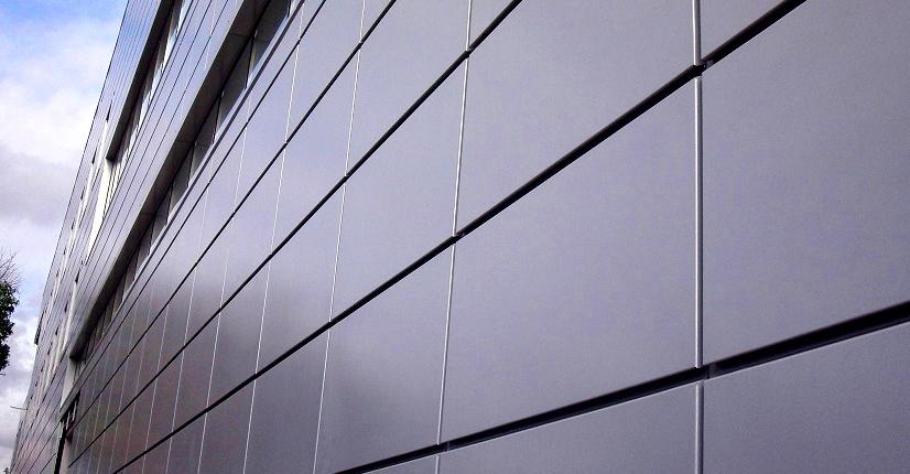 Вентилируемый фасад, металлокассеты
