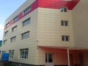 Вентилируемый фасад Индустриальный парк ИНДИГО
