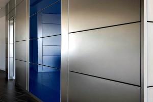 Композитные панели для внутренних помещений